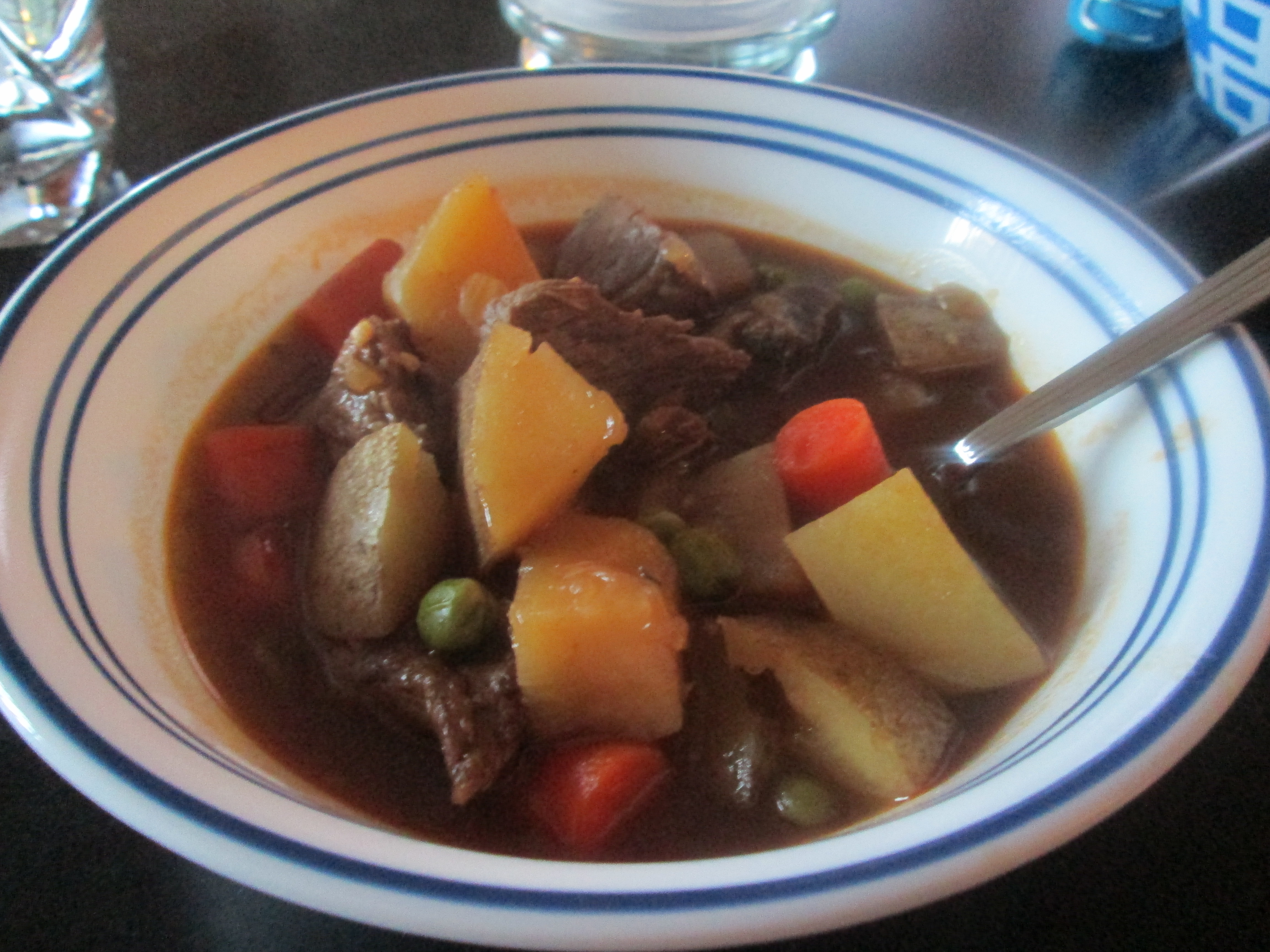 Beef Stew With Beer And Paprika Recipe — Dishmaps